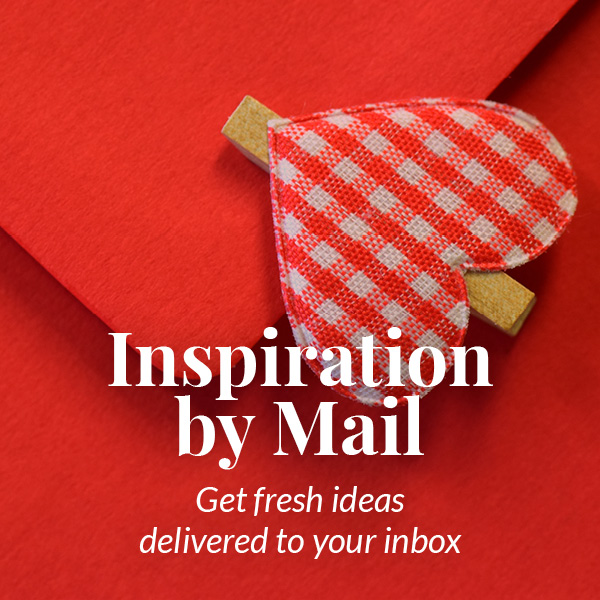 Inspiration by Mail