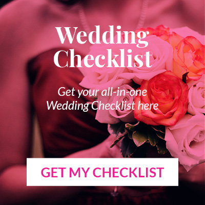 All-in-One Wedding Checklist
