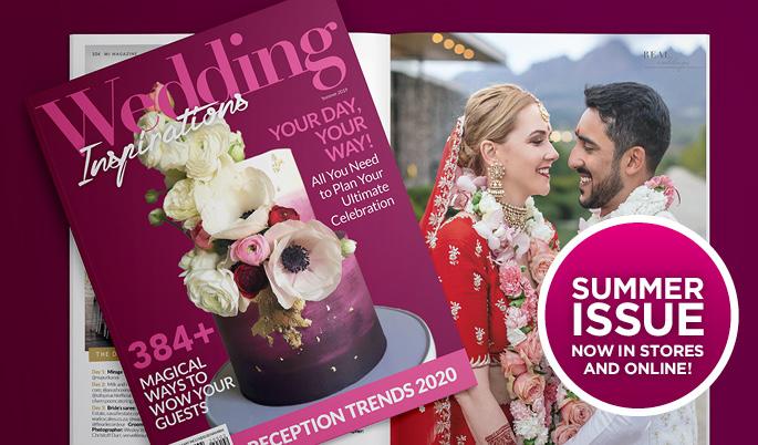 Wedding Inspirations Summer issue 2019