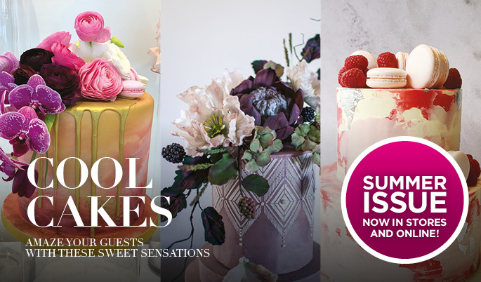 Cool Cakes - Amaze your guests with these sweet sensations