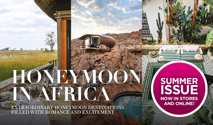 Honeymoon in Africa - Extraordinary honeymoon destinations filled with romance and excitement