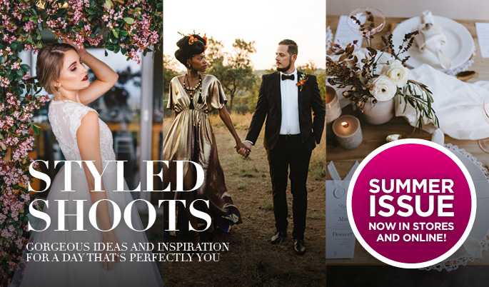 Styled Shoots - Gorgeous ideas and inspiration for a day that's perfectly you