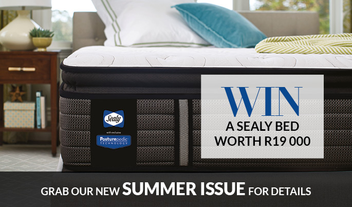 Win a Bed - Sealy