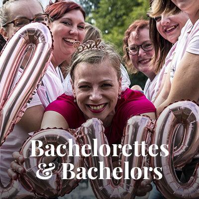 Bachelorettes and Bachelors